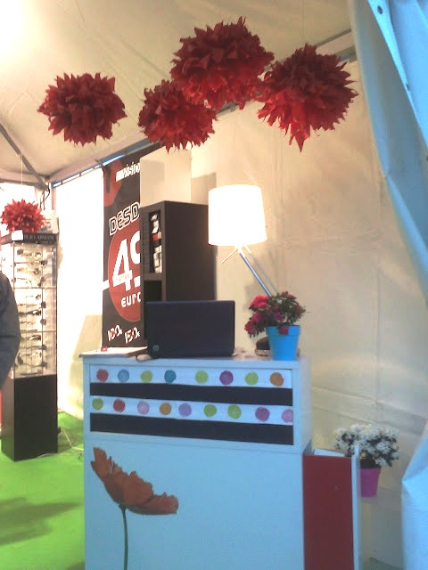 ideas decoracion stand