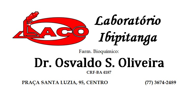 Laco Laboratório Ibipitanga