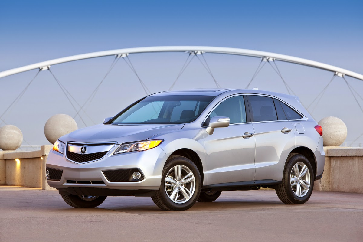 Acura's RDX holds up well through the years