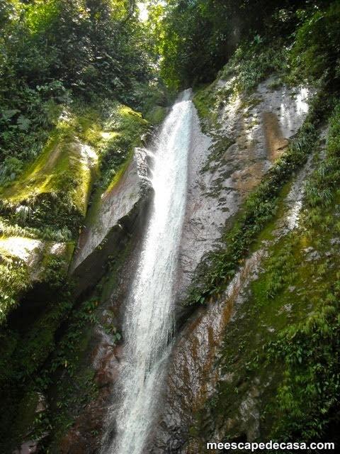 Cascada Tamushal (San Martín, Perú)