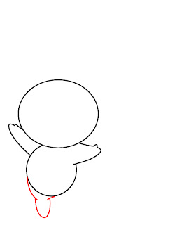 How To Draw Pichu Step 3