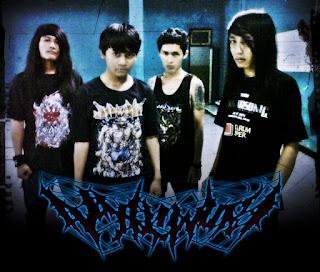 Nyiliwuri Band Death Metal Cibinong Bogor Foto Personil Logo wallpaper