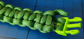 Interplay kit paracord survival band clasp