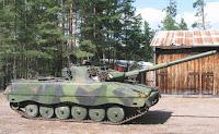 Ikv 91 - Infanterikanonvagn 91