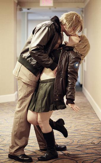 American Kiss Kaise Karen