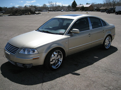 2001 VW passat owners manual