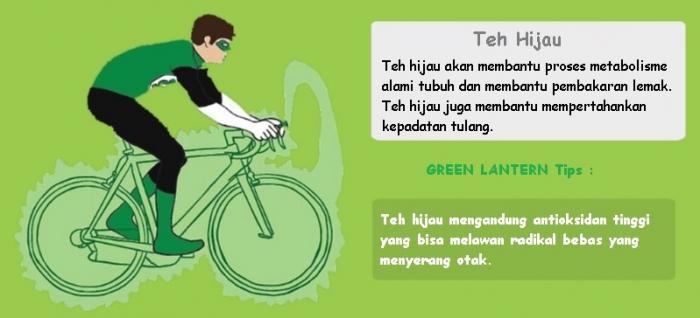 Green Lantern Tips