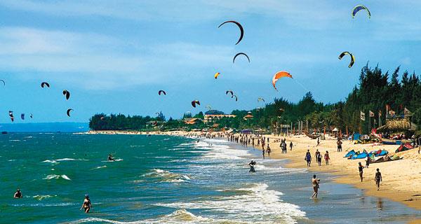 Tempat wisata pantai di Vietnam