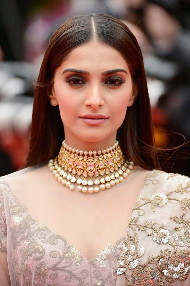 Sonam Kapoor at 67th Annual Cannes Film Festival 2014