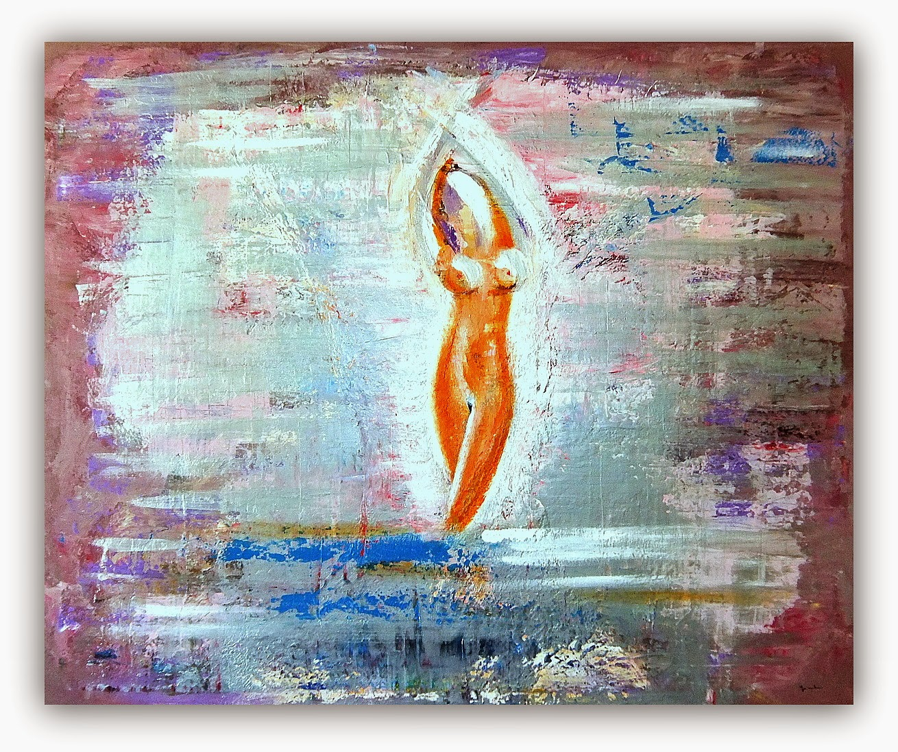 """Quadri moderni astratti dipinti """" sanader art """" pittura astratta ..."""