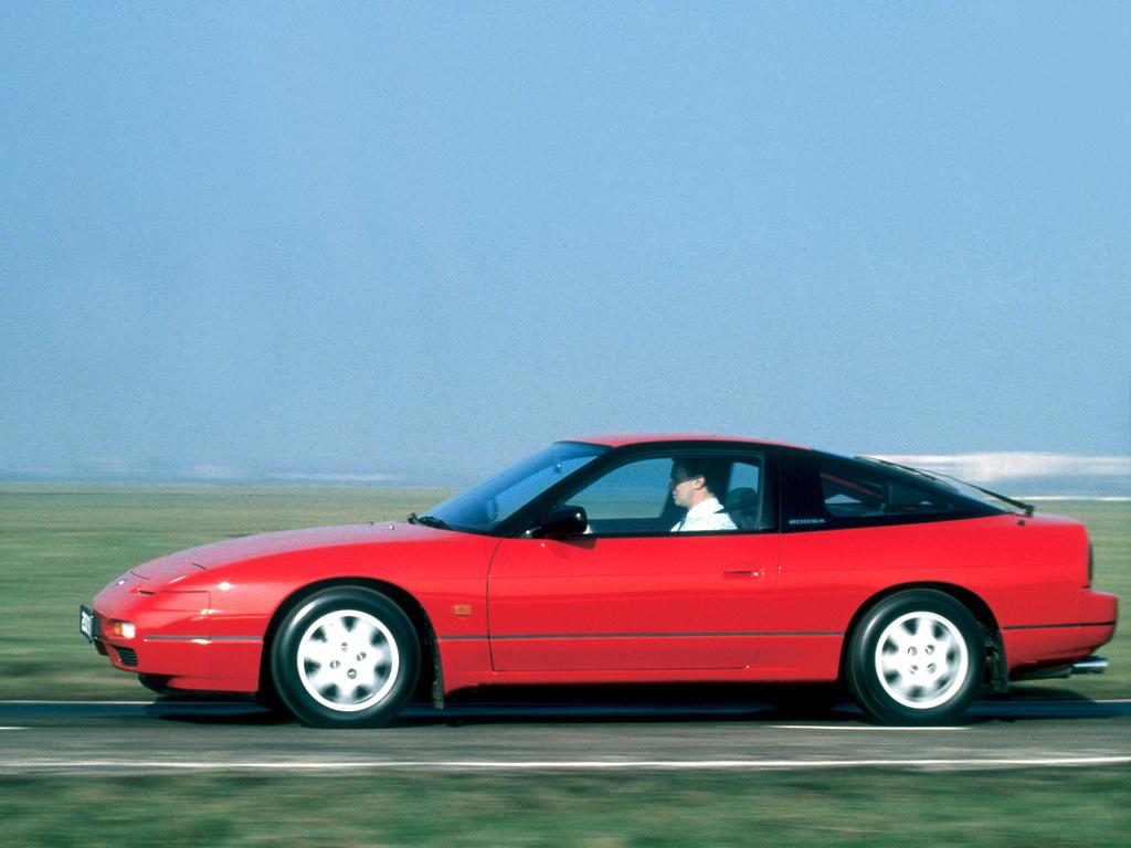 Nissan 200SX S13 Chuki, z rynku europejskiego, różnice między S13 a Silvia, sportowe samochody, JDM, drift, kultowe auta z lat 90