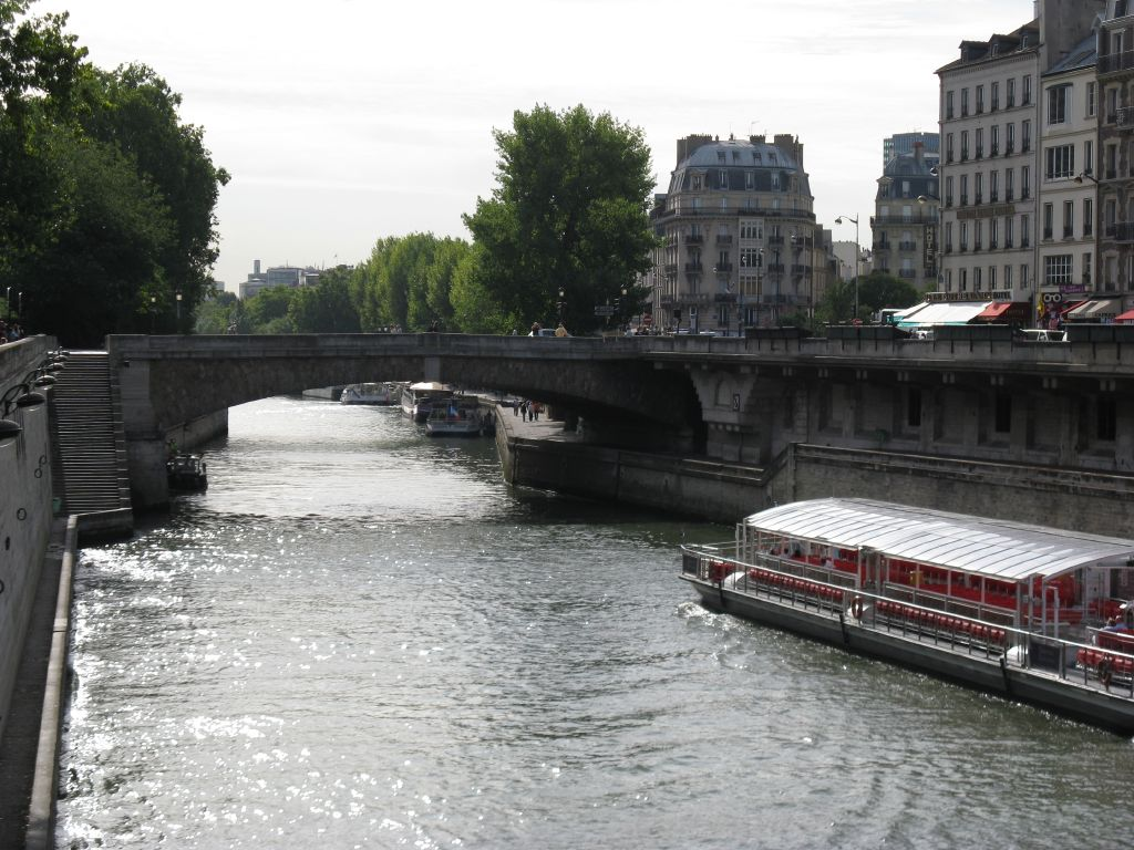 La senna, fiume della francia
