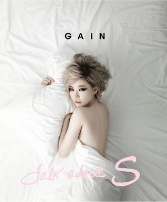 Brown Eyed Girls GaIn Ga-in Bloom album cover review