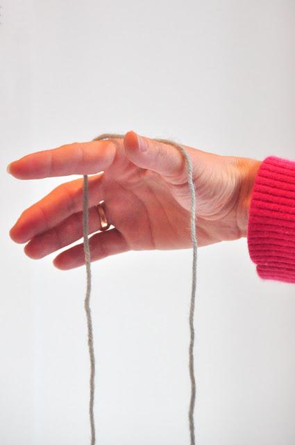 Crochet Slip Knot Tutorial : Aesthetic Nest: How to Crochet 1: The Slip Knot (Tutorial)