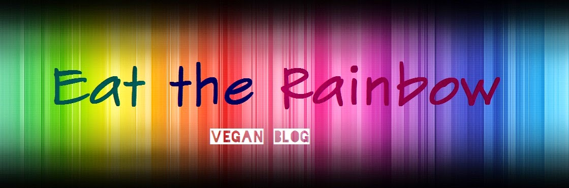 Eat the Rainbow - Vegan Blog