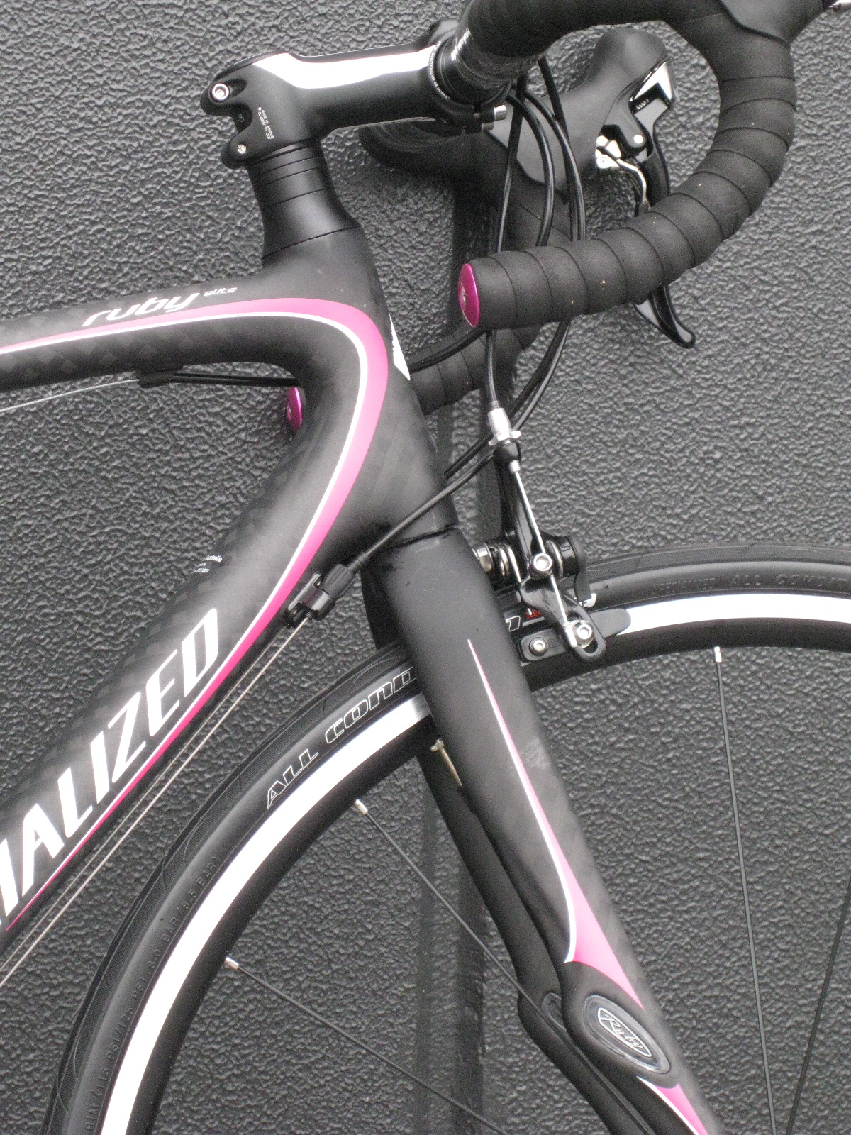 Bike N Bean Specialized Ruby Pretty In Pink