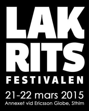 Lakritsfestivalen 2015