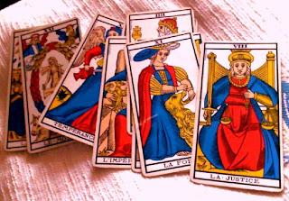 Tarot de Marsella de Grimaud