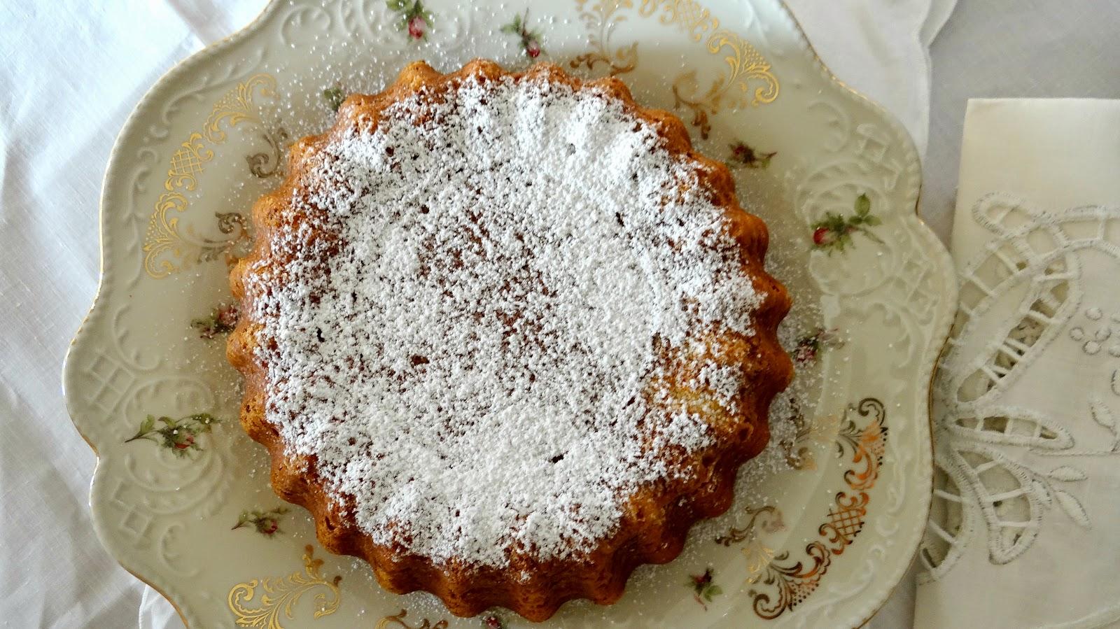 cake, torta,zucca