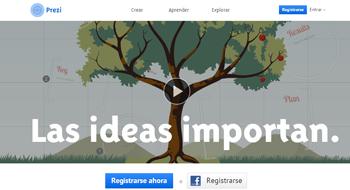 crea postales online y gratis en Prezi - http://www.dominioblogger.com