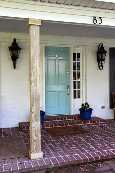 Some Like A Project Building Porch Columns Part I