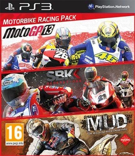 Motorbike Racing Pack – PS3