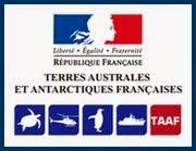 Lien vers le site web des TAAF