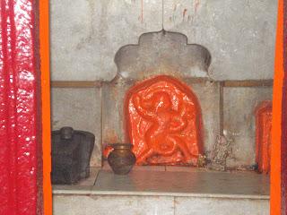 Pargaon maruti - 11 Maruti temples akara hanuman darshan