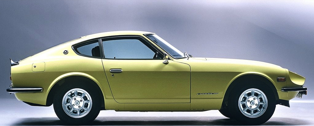 FAB WHEELS DIGEST (F.W.D.): Datsun 240Z - 1st Generation ...