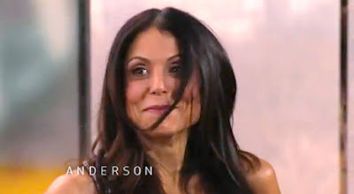 Bethenny Frankel Flashes Anderson Cooper's Audience