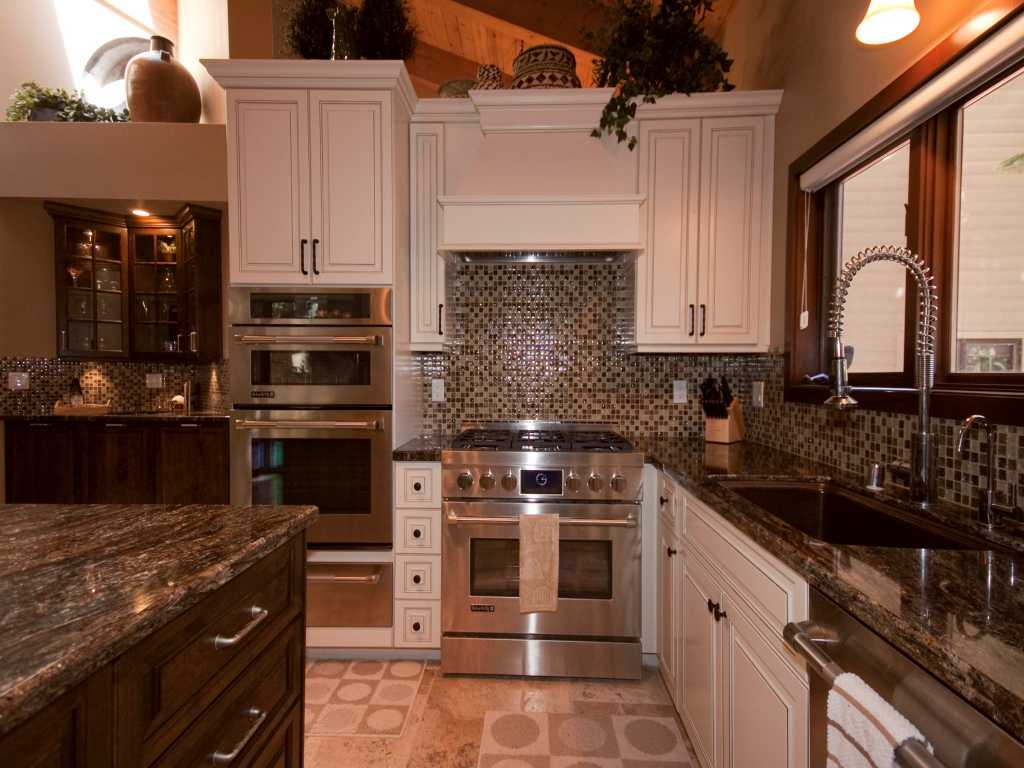 Home Design Remodel A Mobile Home Kitchen