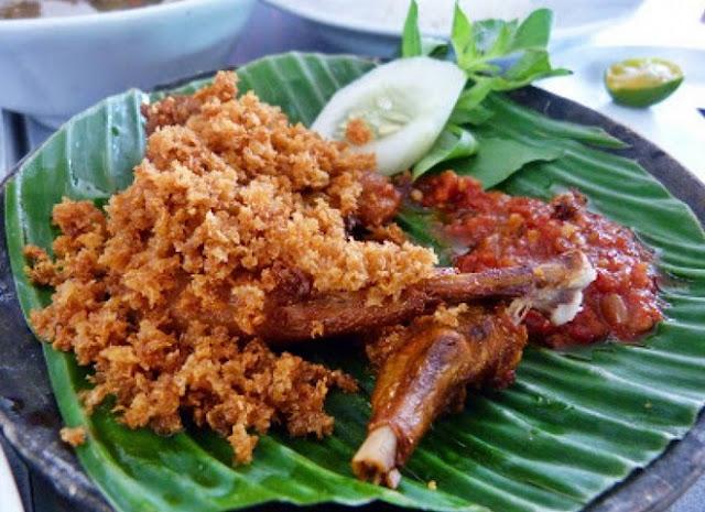 Resep Ayam Goreng Kremes Sederhana, Cara Membuat Ayam Goreng Kremes Sederhana