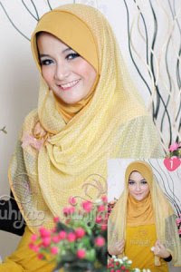 Nuhijab BSI - Mustard (Toko Jilbab dan Busana Muslimah Terbaru)