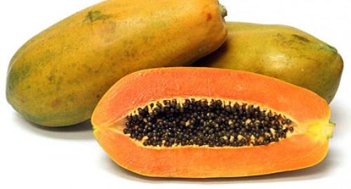 Khasiat alami buah pepaya