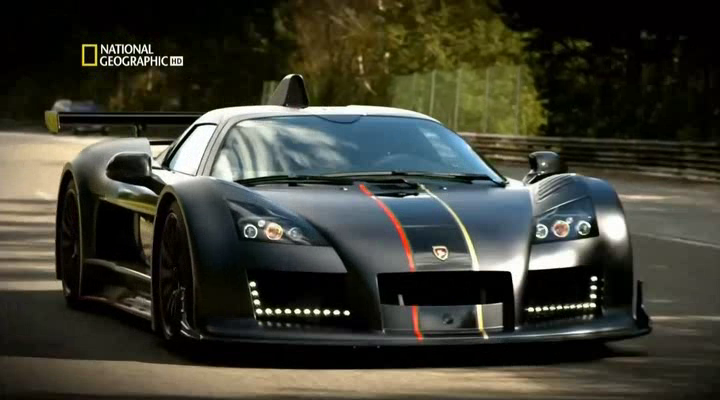 Mega Fábricas Supercarros: Gumpert Apollo