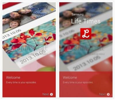 Samsung Siapkan aplikasi Baru, Life Times