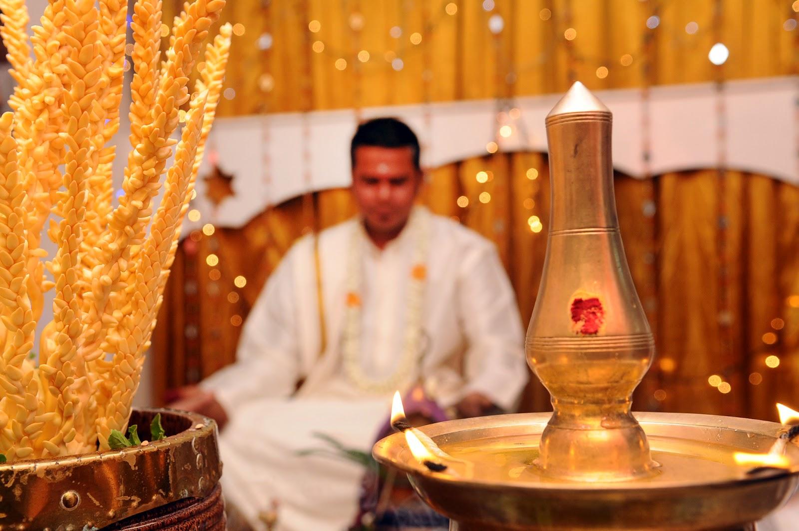 THR Raaga Geethanjali Wedding Pic