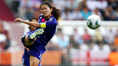 Homare Sawa Wallpapers-Club-Country