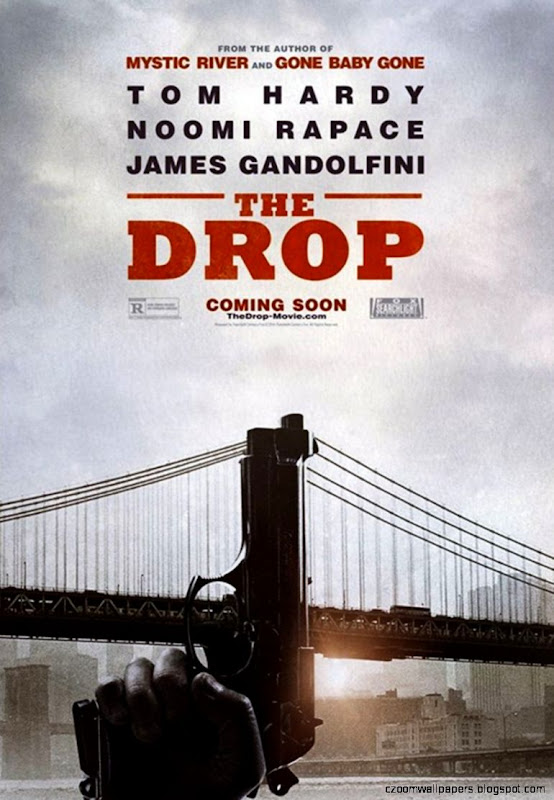 The Drop Movie Poster Wallpaper  Stand By For Mind Control