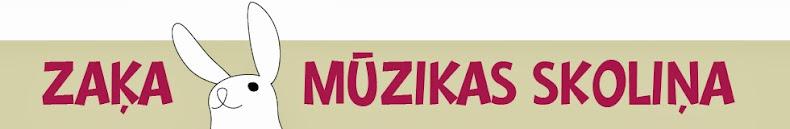 Zaķa mūzikas skoliņa Liepājā