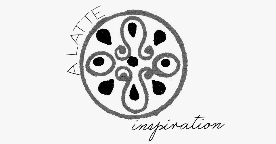 {a latte inspiration}
