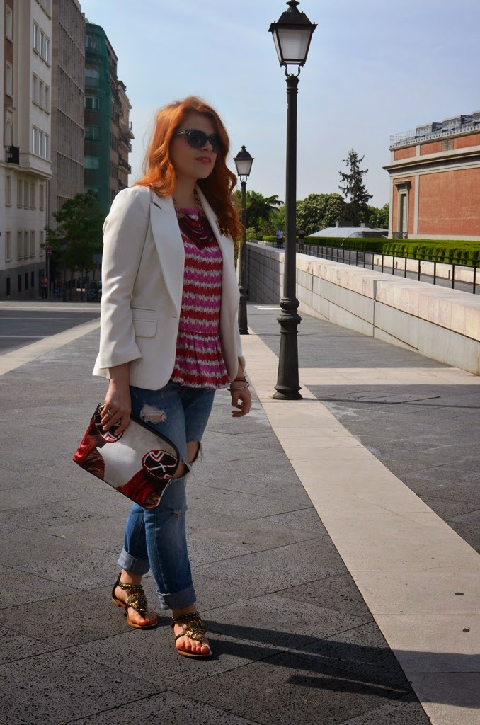 fashion bridge, fashion bridge blog, www.fashion-bridge.blogspot.com, street style, street style Madrid, www.tresjewellery.com, Tres Jewellery, Tres Jewelry, Ettika bracelets, Mario Testino for Mate, Marc by Marc Jacobs sunglasses