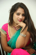Anusha half saree photos gallery-thumbnail-16