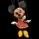 Marionnette Minnie