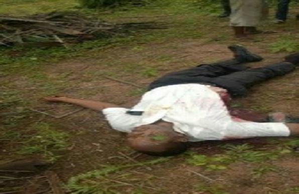 catholic priest assassinated imo state