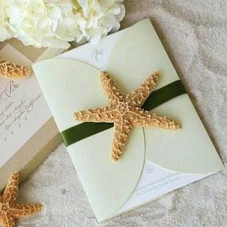 Invitations for Beach Weddings