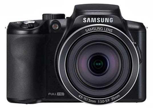 Cámara Samsung W1100BDBMX