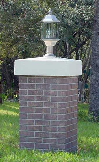 Brick Driveway Pillars3