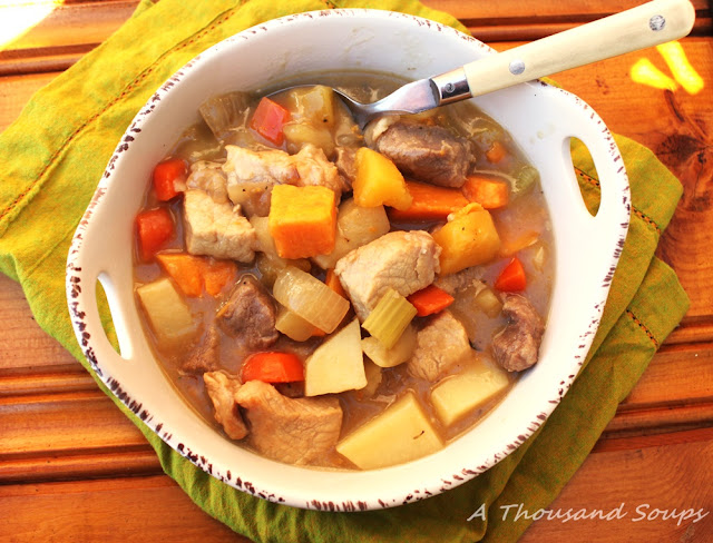 Pork Cider Stew