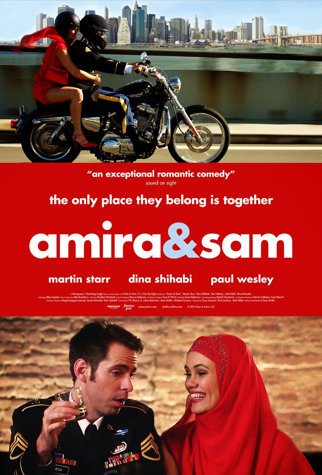 Amira & Sam full movie (2014)